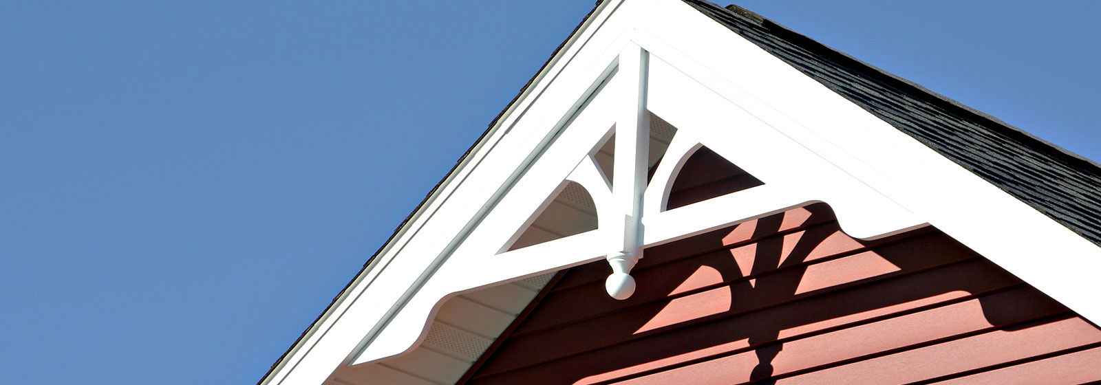 Gable pediments gable decorations shop diy for Gable decorations home depot