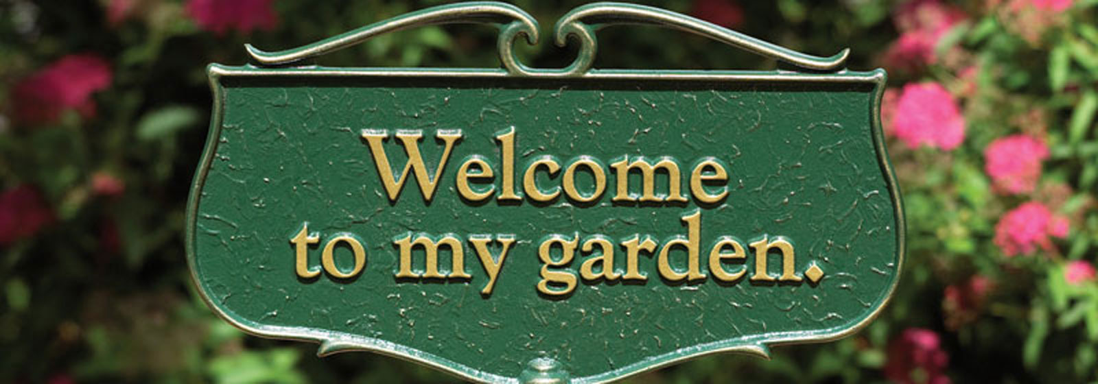 Garden Signs & Stakes
