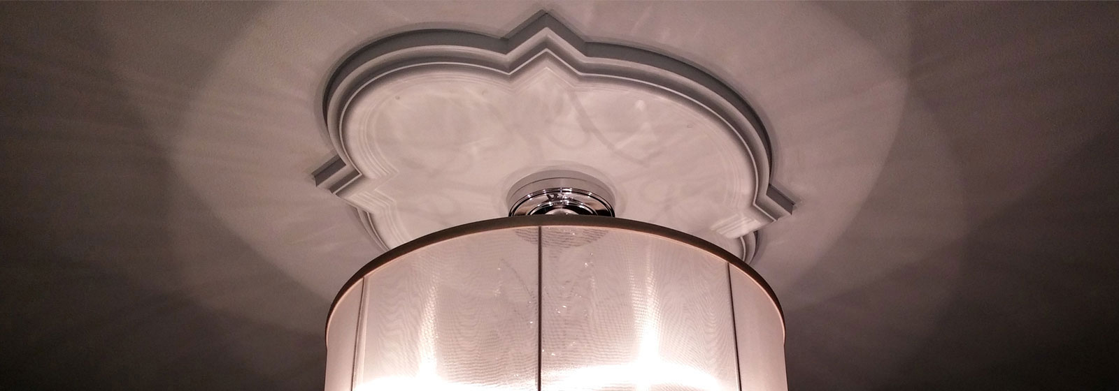 Oval Ceiling Medallions