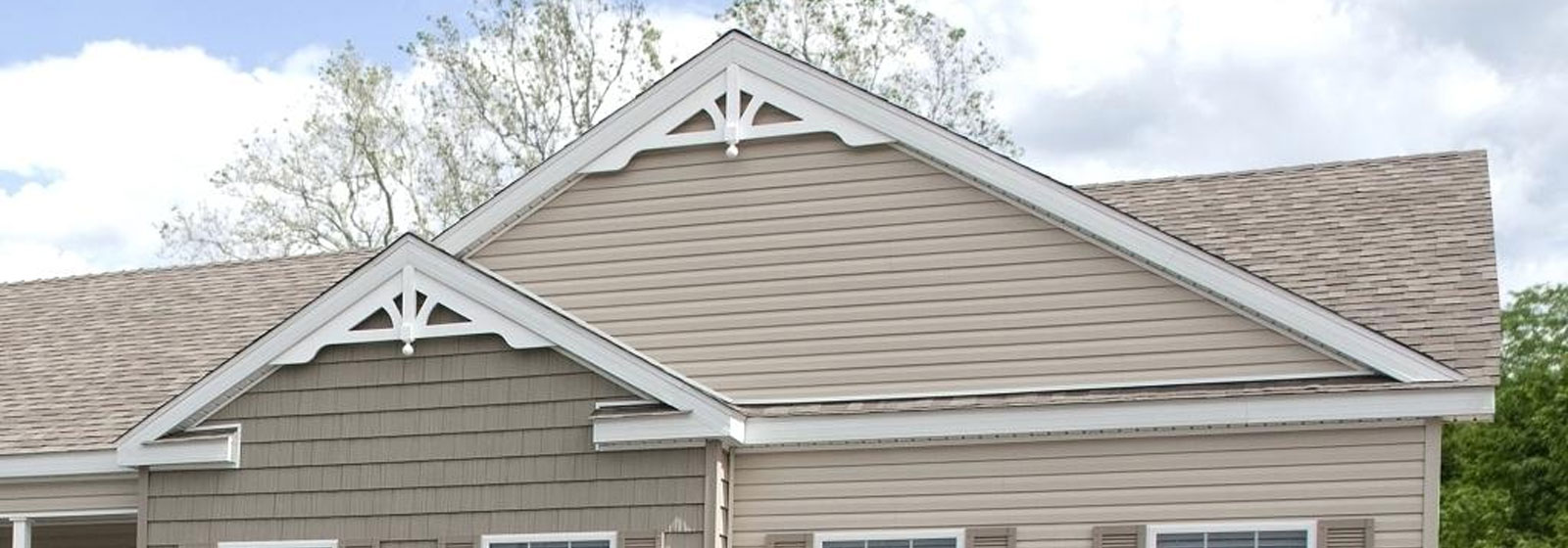 PVC Gable Pediments