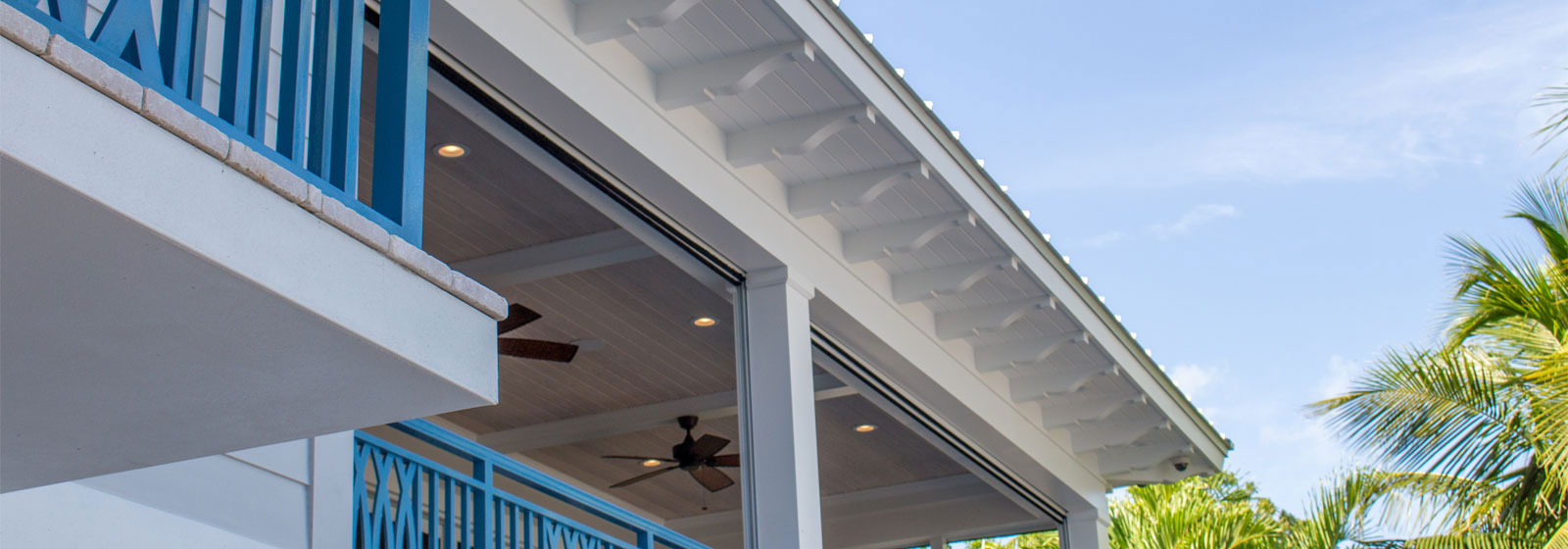 PVC Rafter Tails