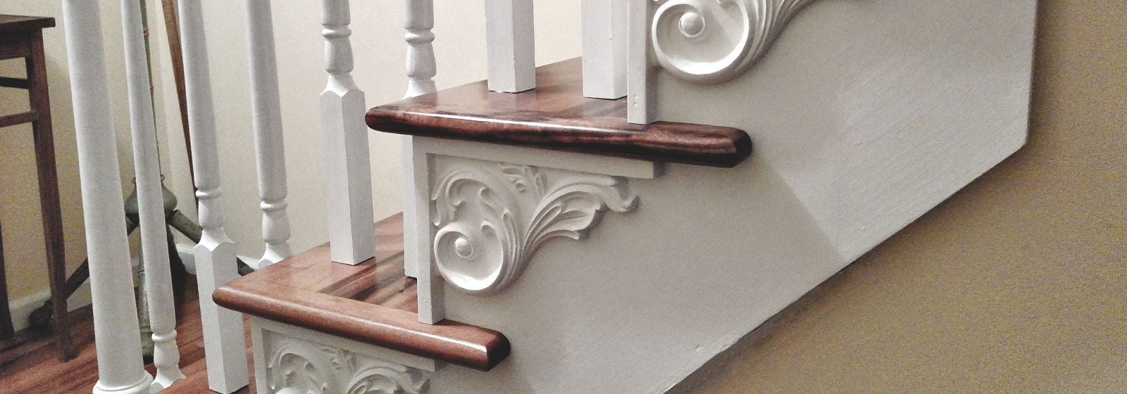 Charmant Stair Brackets