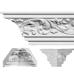 Simple Crown Molding