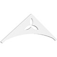 Standard Naple Architectural Grade PVC Gable Pediment