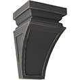 Mini Nevio Wood Vintage Decor Corbel