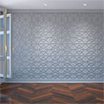 Jamestown Decorative Fretwork Wall Panels in Architectural Grade PVC