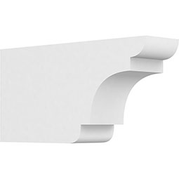 Standard New Brighton Architectural Grade PVC Rafter Tail