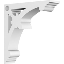 Sellek Architectural Grade PVC Gingerbread Bracket