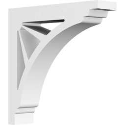 Stanford Architectural Grade PVC Gingerbread Bracket