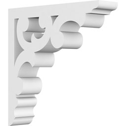Vienna Architectural Grade PVC Gingerbread Bracket