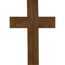 Vintage Farmhouse Cross, Barnwood Decor Collection