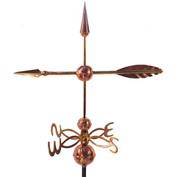 DV407 Antiqued Weathervanes
