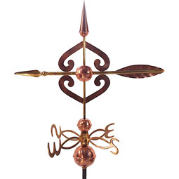 DV408 Antiqued Weathervanes