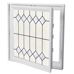 DCMISS Casement Windows