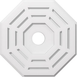 CMPWN Contemporary Ceiling Medallions