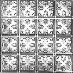 MC2102424LI Tin Ceiling Tiles
