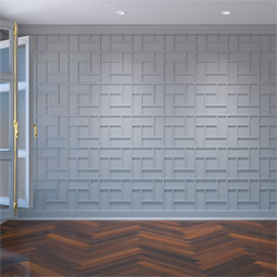 Sheffield Decorative Fretwork Wall Panels in Architectural Grade PVC
