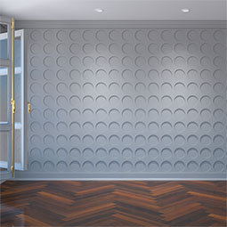 Wembley Decorative Fretwork Wall Panels in Architectural Grade PVC