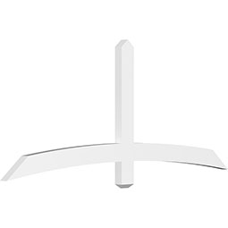 Bellingham Architectural Grade PVC Gable Bracket