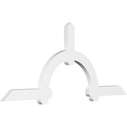 Ericson Architectural Grade PVC Gable Bracket