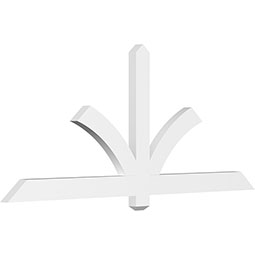 Redmond Architectural Grade PVC Gable Bracket