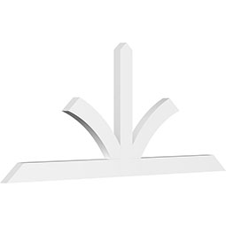 Richland Architectural Grade PVC Gable Bracket