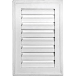 GVVE12X18D Decorative Gable Vents