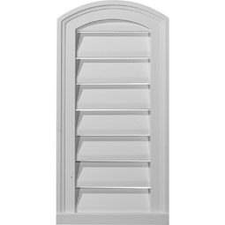 GVEY12X24D Decorative Gable Vent