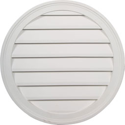 GVRO24D Decorative Gable Vents