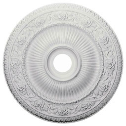 CM24LO1 One Piece Ceiling Medallions