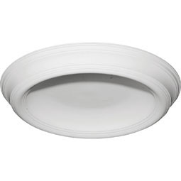 DOME37TR Surface Mount Ceiling Domes