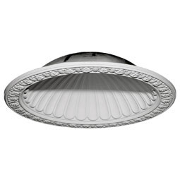 DOME47CL Recessed Ceiling Domes