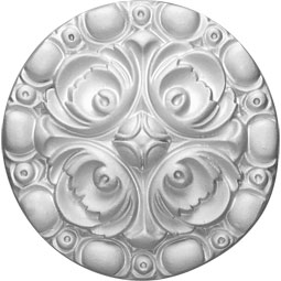"ROS05X05NO 04"" to 17"" Ceiling Medallions"