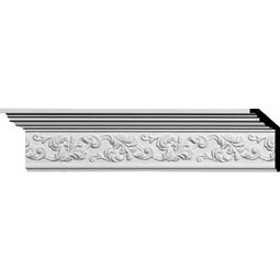 MLD05X02X06RI Crown Moulding