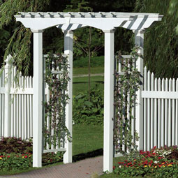 VA84027 Arbors, Without Trim