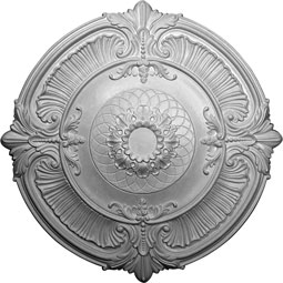 CM39AT_P Ceiling Medallion Collections