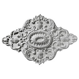 Cm42x28as P Oval Ceiling Medallions