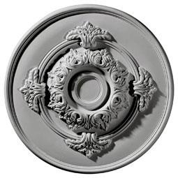 """CM13MO 4"""" to 17"""" Ceiling Medallions"""