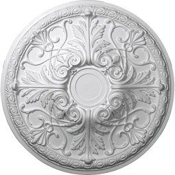 "CM26TN_P 26"" to 33"" Ceiling Medallions"