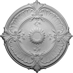 "CM30AT_P 26"" to 33"" Ceiling Medallions"