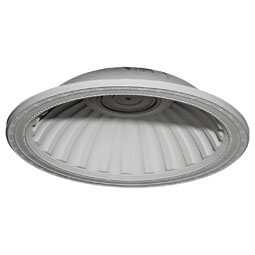 DOME31MI Recessed Ceiling Domes