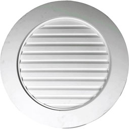GVRO27D Decorative Gable Vents