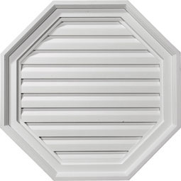 GVOC22X22F Octagon Gable Vents