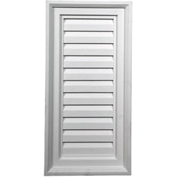 GVVE12X24D Decorative Gable Vents