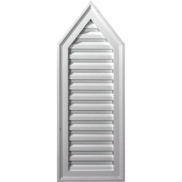 GVPE12X32F Peaked Top Gable Vents