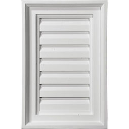 GVVE15X15F Vertical Gable Vents
