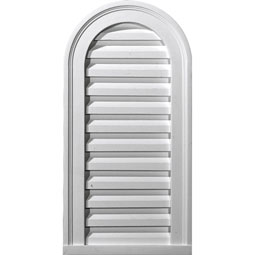 GVCA18X30F Cathedral Top Gable Vents