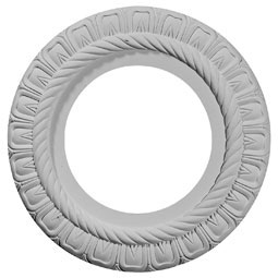 "CM10CL 04"" to 17"" Ceiling Medallions"