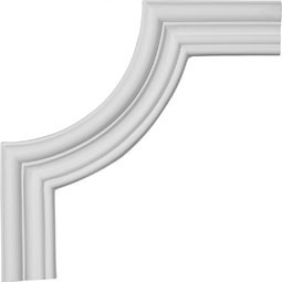 PML08X08CL Panel Moulding Corners