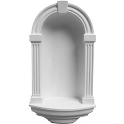 NCH16X30AL Recessed Mount Niches